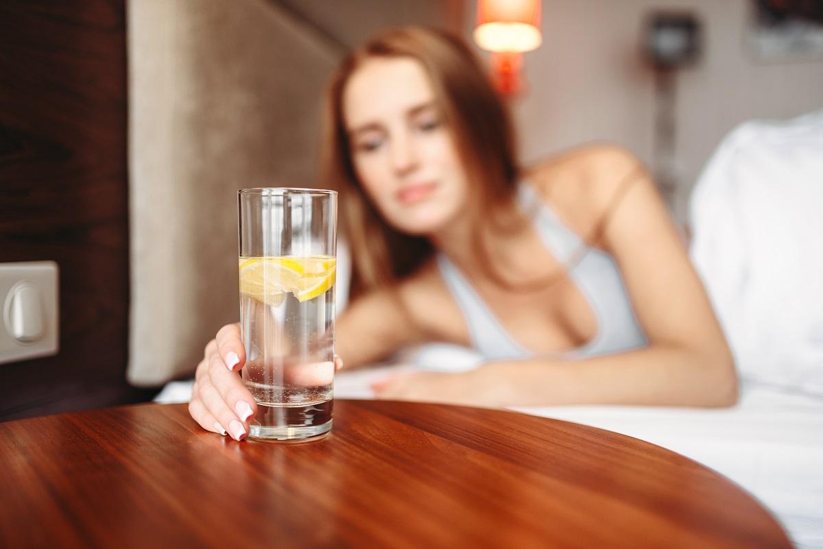 Woda oczyszcza ciało i umysł